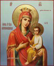 Икона Божией Матери Скоропослушница, артикул 274