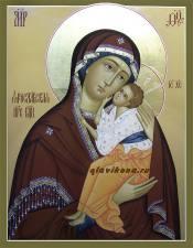 Ярославская Пресвятая Богородица, икона артикул 5337