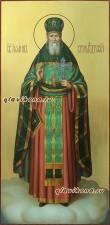 Иоанн Кронштадский, меная икона в живописном стиле
