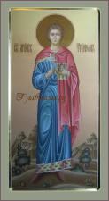 Мерная икона мученика Трифона, артикул 153