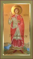 Мерная икона Вонифатия, артикул 152