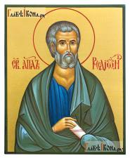 Апостол Родион, писаная икона на деревянной доске, артикул 6251