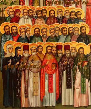 Собор новомучеников Ростово-Ярославский - детали 2