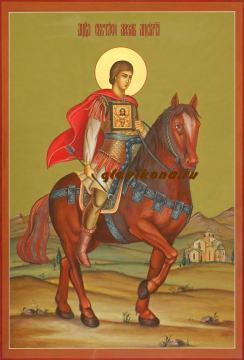 Икона Евстафия Апсильского, артикул 573