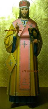 Мерная икона Арсения Суздальского артикул 145