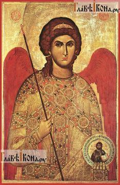 Михаил архангел старинный стиль - артикул 90398
