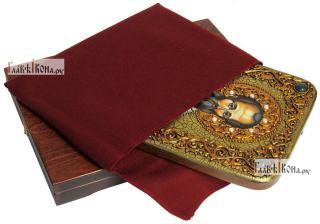 Родион апостол, аналойная икона подарочная - вид с упаковкой