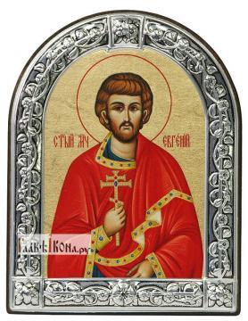 Евгений Севастийский икона срамкой