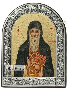 Арсений Каппадокийский икона с рамкой