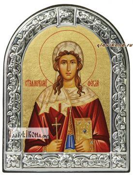 Фекла Раноапостольная икона с рамкой