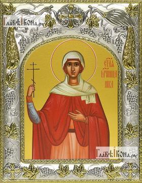 Ника Коринфская, икона в ризе, артикул 42821