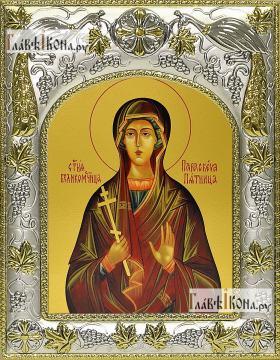 Параскева Пятница, икона в ризе, артикул 42823