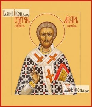 Лазарь Четверодневный, печатная икона