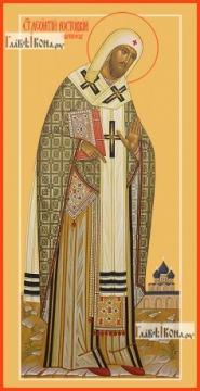 Леонтий, епископ Ростовский, печатная икона