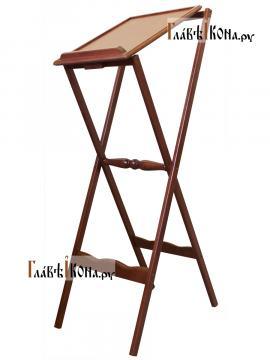 Аналой деревянный складной, артикул 10301