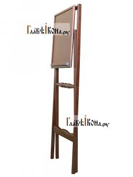 Аналой деревянный складной, артикул 10301 - вид в сложенном виде