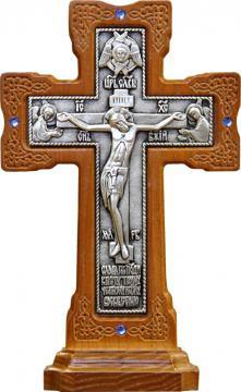 Православный крест светлый