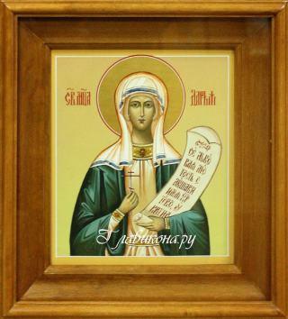 Икона Мученицы Дарьи купить, артикул 518