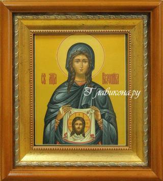 Икона Вероники в киоте, артикул 533