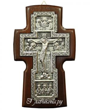 Крест православный на стену
