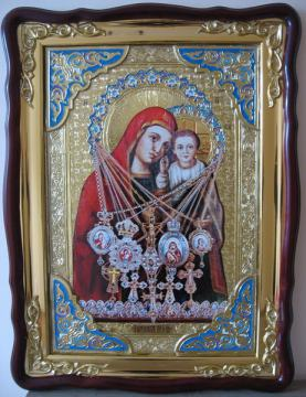 Храмовая икона Боянская