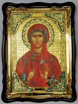 Святая Валерия, икоан 60х80 см