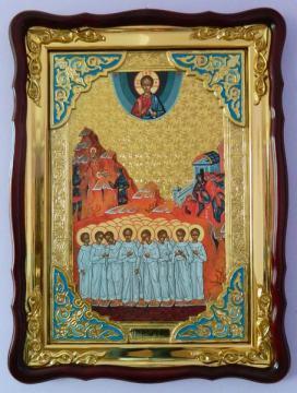Вифлеемские младенцы, икона храмовая