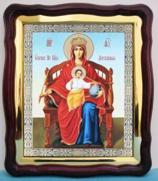 Державная Божия Матерь, аналойная икона (43 х 50 см)