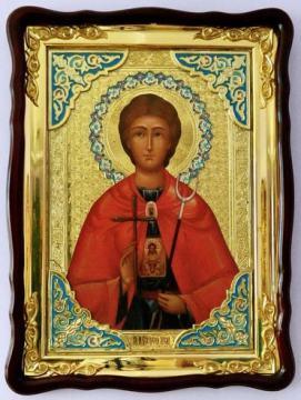 Евстафий Апсильский мученик, икона храмовая