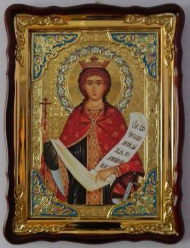 Екатерина, икона 60х80см