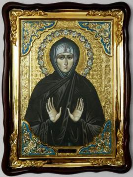 Кира святая мученица, икона храмовая