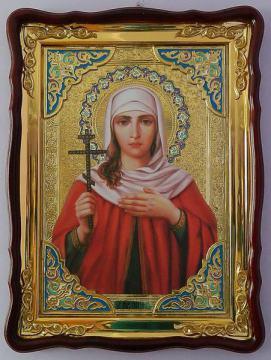 Лариса святая мученица, икона храмовая