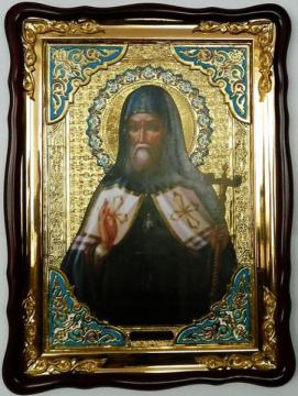 Митрофан Воронежский, икона храмовая