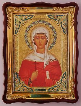 Наталия святая мученица, икона храмовая