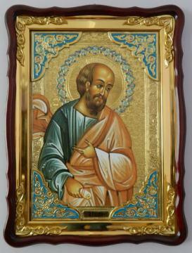 Наум пророк, икона храмовая