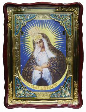 Остробрамская Божия Матерь, икона храмовая