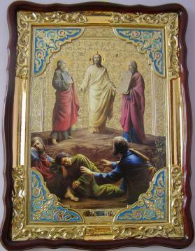 Преображение Господне, икона храмовая