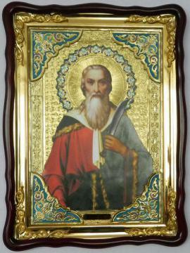 Пророк Илья, икона храмовая