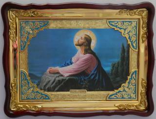 Прощание с Иерусалимом, икона храмовая