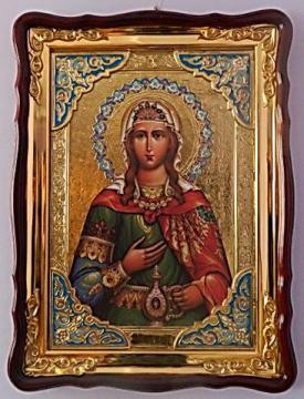 Фотина Самаряныня мученица, икона храмовая