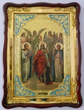 Собор архангела Михаила, икона храмовая