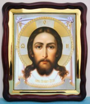 Спас Нерукотворный, икона храмовая