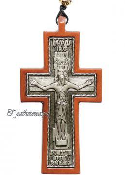 Крест животворящий Господня из села Годеново