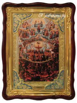Страшный суд храмовая икона