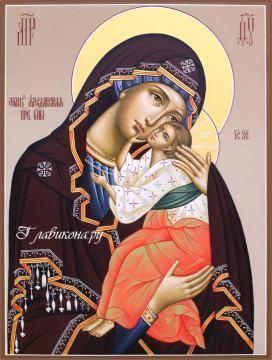 Икона Ярославской Божией Матери, артикул 232