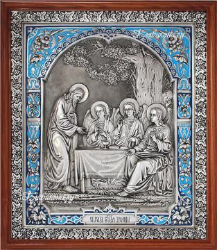 Большая икона Троицы