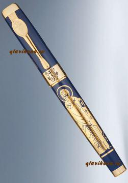 ручка с образом святого Спиридона