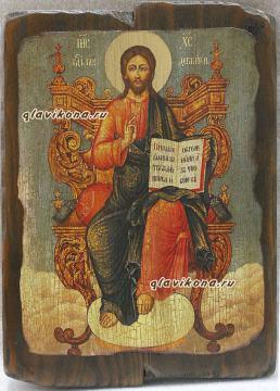 Вседержитель - икона под старину