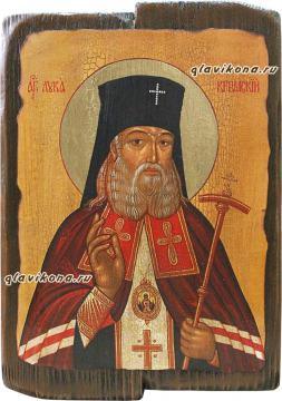 Лука Крымский - икона под старину
