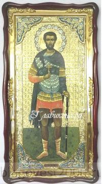 Анатолий мученик, икона храмовая